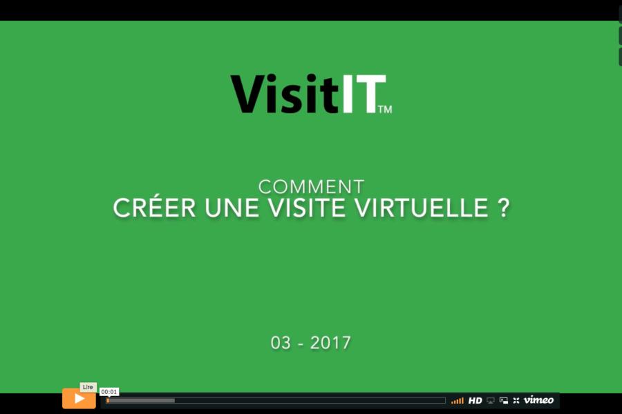 Comment créer une visite virtuelle immobilière ?
