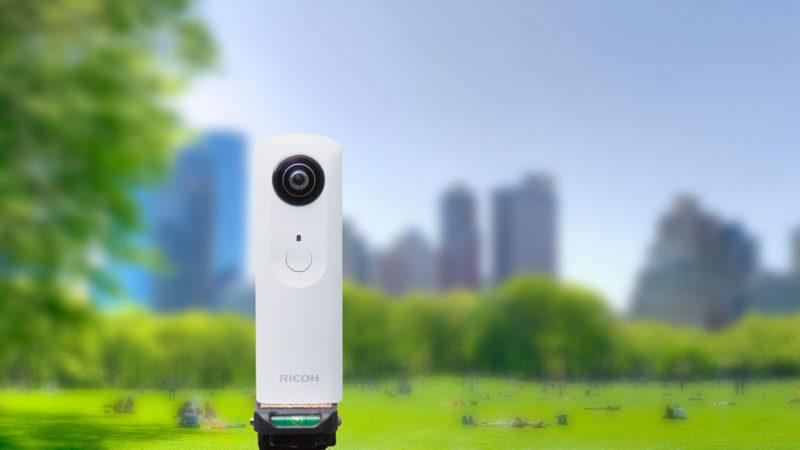 Quel matériel pour prendre des photos à 360°?