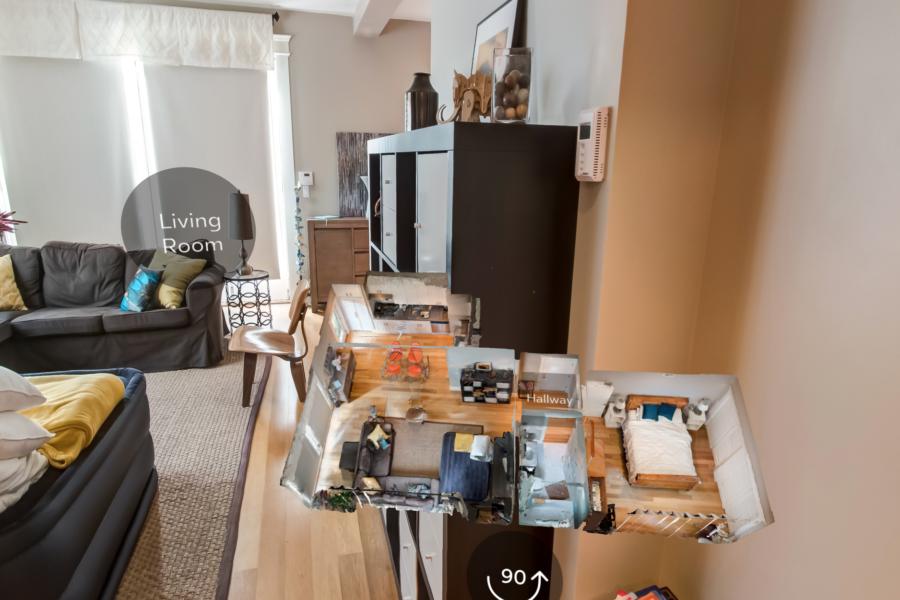 Airbnb expérimente la visite des logements en Réalité Virtuelle (VR)